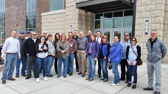 Tuesday Walla Walla High School Staff On The School S Facilities Improvement Team Traveled To Wapato And Yakima To Tour Recently Modernized Schools As Part