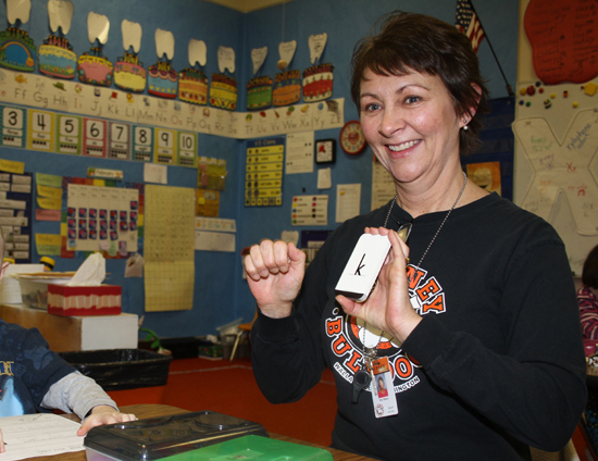 Berney Educator featured in Support Staff Spotlight series